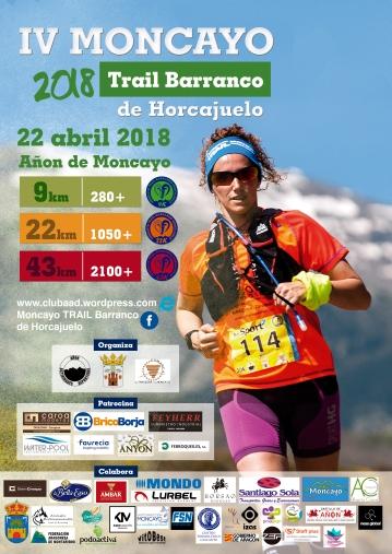 trail barranco moncayo 2018fin